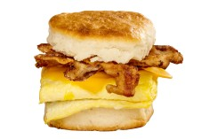 Bryant's Bacon Egg & Cheese Biscuit
