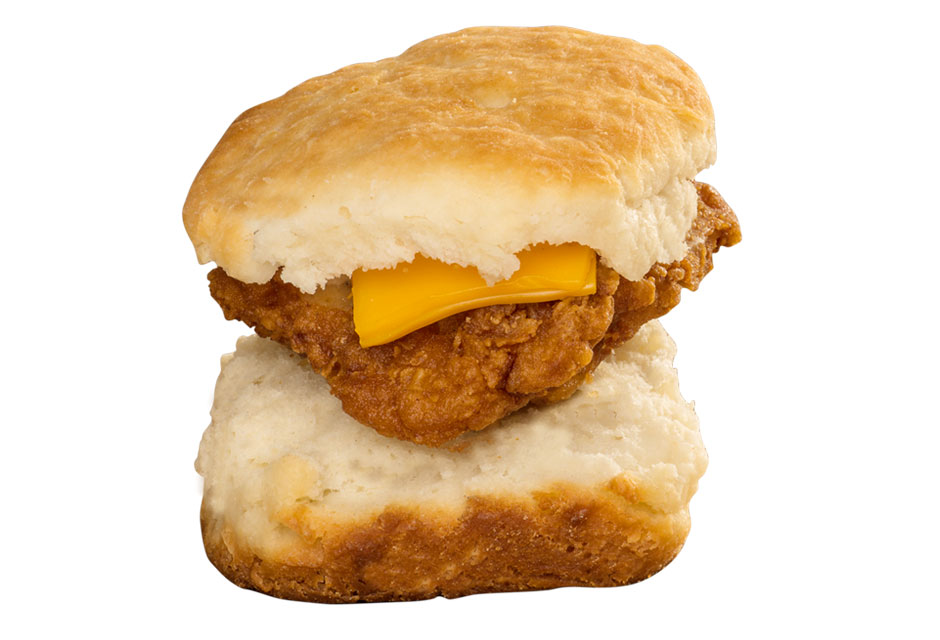 Bryant's Memphis, Chicken Biscuit