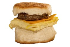 Bryant's Sausage & Egg Biscuit
