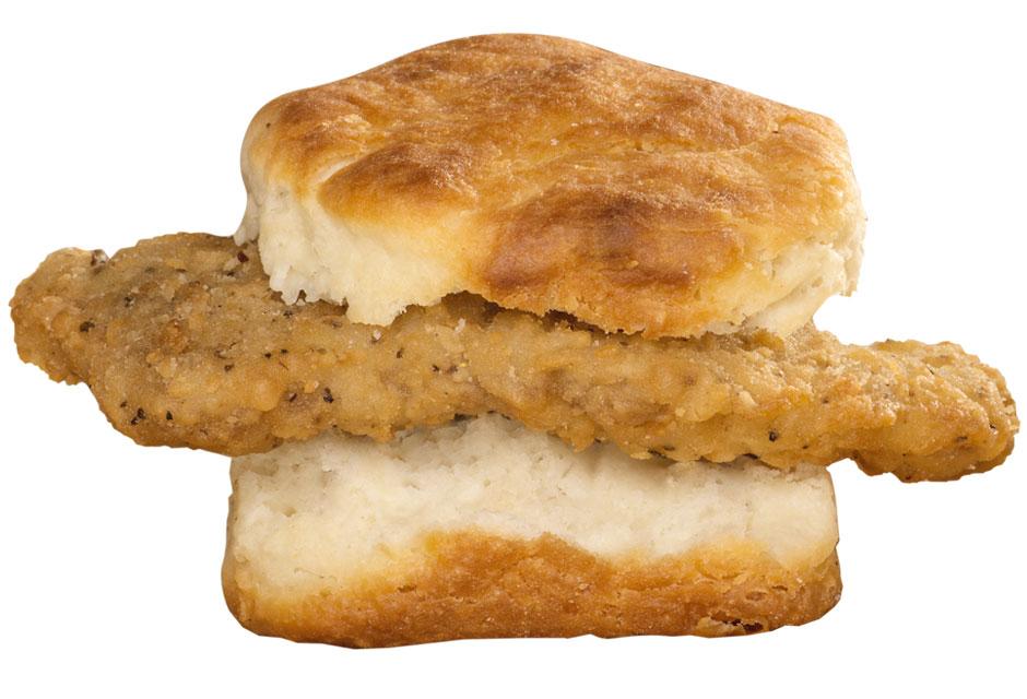 Bryant's Breakfast, Steak Biscuit