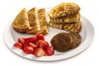 Bryant's Breakfast, Cinnamon Roll French Toast, Memphis